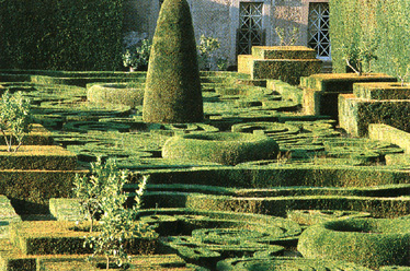 Il parterre un giardino da guardare - Giardino francese ...